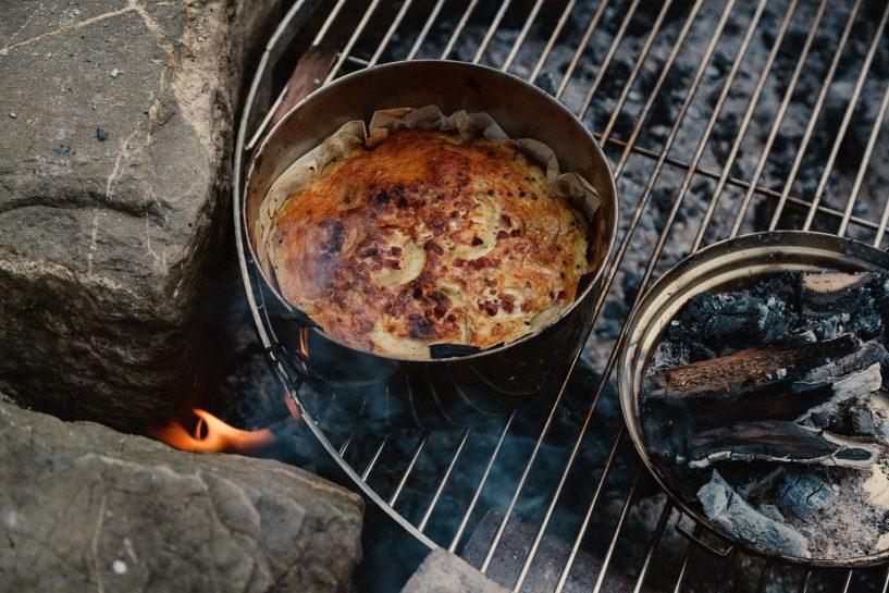 Nomady camping Schweiz Blog Draussen kochen Ofenturli12