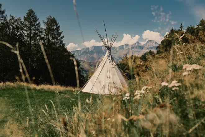 Nomady authentic outdoor camp camping Schweiz St Gallen Kleinberg16